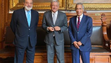 Photo of AMLO se reunió con Carlos Slim y su compadre Miguel Rincón