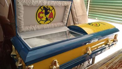 Photo of Funeraria en Veracruz vende ataúdes con el logotipo del América