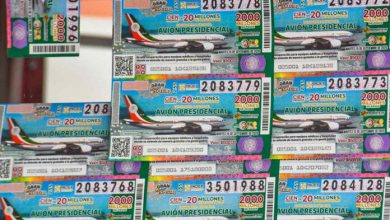Photo of Cumplimos meta para pagar premios de rifa de avión presidencial: AMLO
