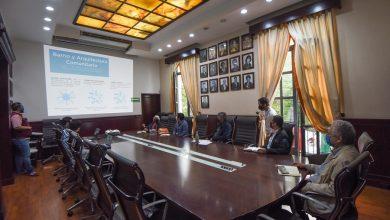 Photo of Coordinarán Ayuntamiento y UV acciones de mejoramiento en parques urbanos