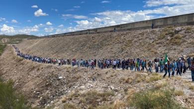 Photo of Agricultores se enfrentaron a la Guardia Nacional por agua de La Boquilla