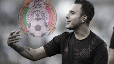 Photo of Chapo Montes anuncia su retiro de la Selección Mexicana