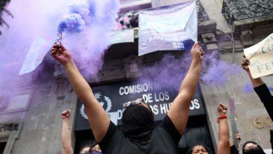 Photo of ¡Ya basta! Mi niña de kínder fue violada: Madre que protesta en CNDH