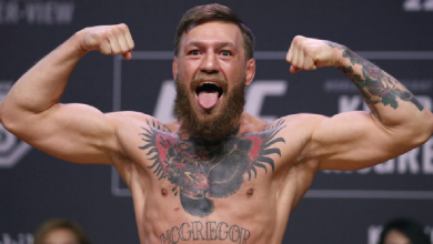 Photo of Liberan a Conor McGregor, tras una detención por presunta agresión sexual
