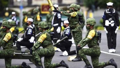 Photo of Con Saldo Blanco, concluye breve parada militar por el 210 aniversario del inicio de la Independencia en la CDMX