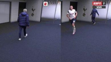 Photo of Dier fue al baño en pleno partido y Mourinho enfurecido lo fue a buscar