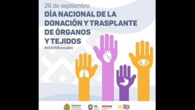 Photo of «Suma vidas, dona órganos»: SS sensibiliza a la población en torno a la donación
