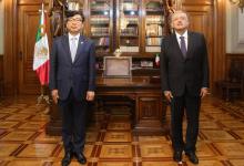 Photo of 17 nuevos embajadores en México presentan sus credenciales a Lopéz Obrador