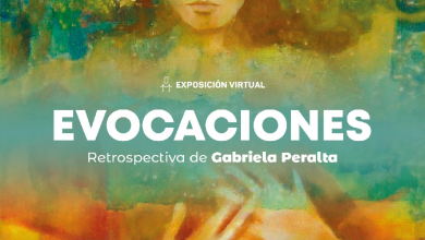 Photo of Inaugura IVEC exposición Evocaciones, retrospectiva de Gabriela Peralta