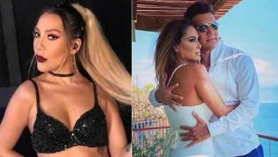 "Photo of ""Cállate pend3j#"", le dice Frida Sofía a Ninel Conde"