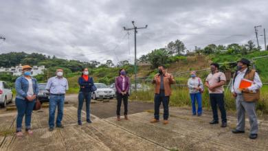Photo of Ayuntamiento y vecinos de Las Fuentes: acciones mutuas para mejorar la zona