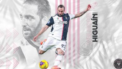 Photo of Gonzalo Higuaín es nuevo jugador del Inter de Miami de la MLS