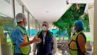 Photo of El IMSS evalúa instalaciones y estrategias de emergencia contra desastres naturales