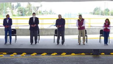 Photo of Inaugura AMLO paso vehicular que conectará al Golfo de México con el centro del país