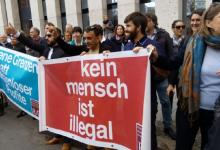 Photo of Protestas en Berlín para reclamar a la UE que abra sus puertas a la inmigración