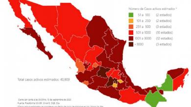 Photo of Casi 70 mil muertos ha dejado el Covid-19 en México