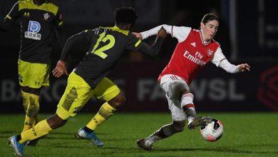Photo of Mexicano de 16 años entrena con el primer equipo del Arsenal