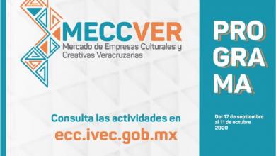 Photo of Organiza IVEC el primer Mercado de Empresas Culturales y Creativas Veracruzanas