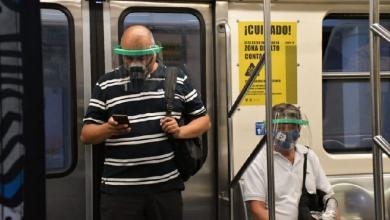 Photo of Más del 90% de usuarios del Metro en CDMX usan cubrebocas al interior de la red