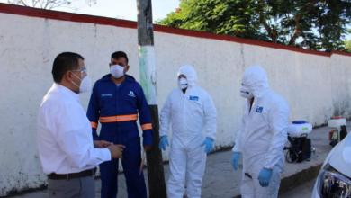 Photo of Misantla no baja la guardia ante SARS-CoV2 se distribuirá sanitizante