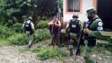 Photo of Guardia Nacional realizo despliegue en el municipio