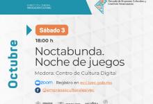 Photo of Invita IVEC a sesión de Noctabunda, en el marco del MECCVER 2020
