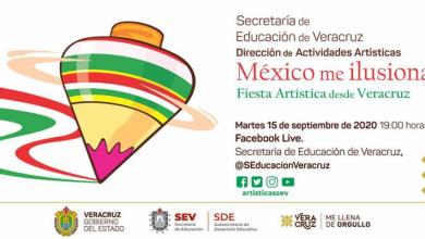 """Photo of Invita SEV a la fiesta mexicana virtual """"México me ilusiona"""""""