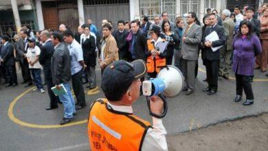 Photo of Se cancela macrosimulacro en Boca del Río debido a la pandemia