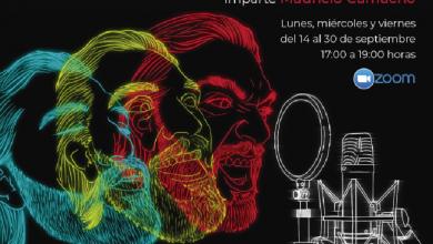 Photo of IVEC presenta taller para manejo de la voz en escena y locución