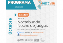 Photo of Invita MECCVER 2020 a sesión de Noctabunda