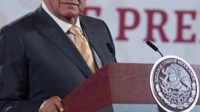 Photo of AMLO evita opinar sobre García Harfuch como sucesor de Durazo