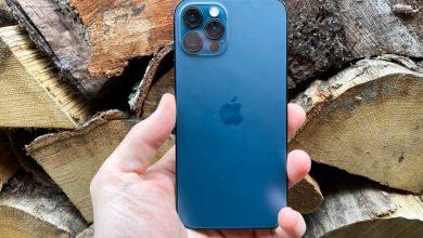 Photo of Así luce el iPhone 12 Pro en azul pacífico: el nuevo color de esta generación