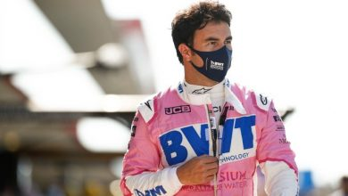 Photo of Checo Pérez arrancará desde el quinto puesto el Gran Premio de Portugal