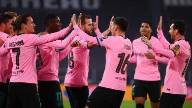 Photo of El VAR fue protagonista en el triunfo de Barcelona ante Juventus