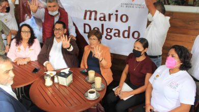 Photo of Movimiento Nacional por la Esperanza confía en triunfo de Mario Delgado