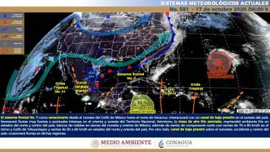 Photo of Prevén lluvias fuertes en el sur de Veracruz