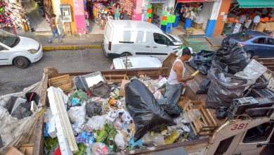 Photo of Próximo lunes, servicio parcial de recolección de residuos