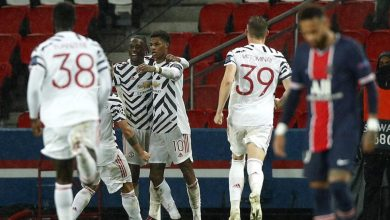 Photo of Manchester United derrotó al PSG con golazo de último minuto