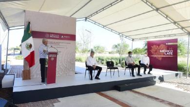 Photo of Se ampliará a 50 ciudades más programa de desarrollo urbano, anuncia AMLO