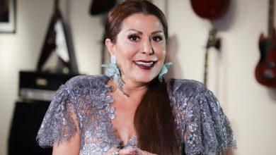 Photo of El hermoso y sonriente rostro de Alejandra Guzmán