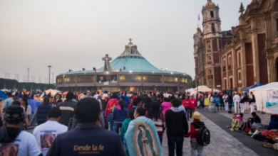 Photo of Cancelan festejo a la Virgen en la Basílica de Guadalupe