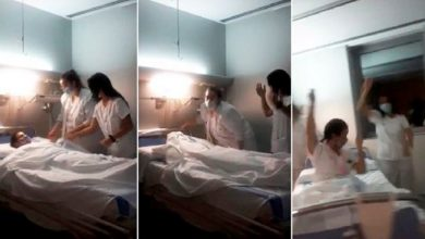 Photo of Enfermeras fingen muerte de un paciente para grabar video de Tik Tok