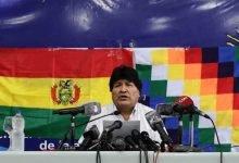 Photo of Evo Morales declara ganador de elecciones en Bolivia al candidato de su partido