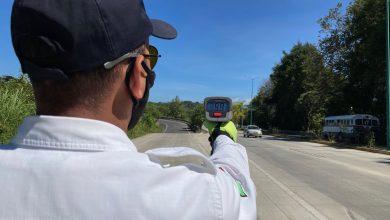 Photo of Aplican operativo radar sobre carretera a Coatepec; conductores exceden límite de velocidad