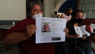 Photo of Madres de jóvenes desaparecidos acusan a de Fiscalía no investigar sus casos