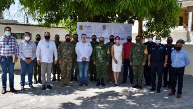 Photo of Suman acciones para disminuir delitos en zona Veracruz-San Luis Potosí
