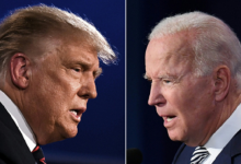 Photo of Debaten Trump y Biden