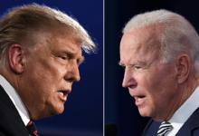 Photo of Debaten Trump y Biden