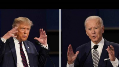 Photo of Donald Trump rechaza participar en debate virtual, pero acepta posponerlo