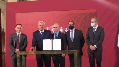 """Photo of Presentan el programa """"Unidos por el progreso de México y el bienestar de todos"""", que tendrá inversiones equivalentes al 22% del PIB"""